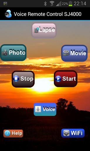 Action Voice Cam