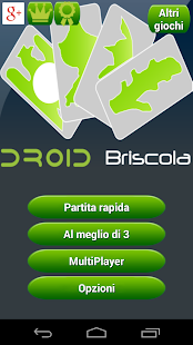 Briscola Free - screenshot thumbnail