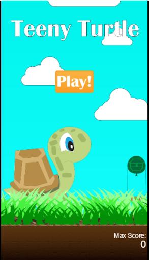Teeny Turtle Ad-Free