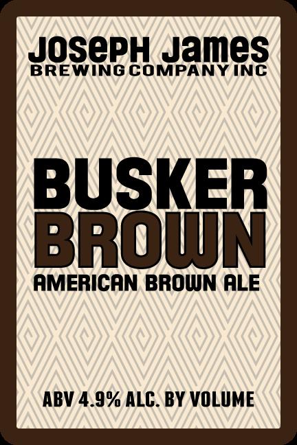 Logo of Joseph James Busker Brown American Brown Ale