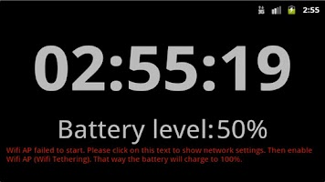 Screenshot of Nexus S Charger