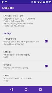 [root] LiveBoot Mod