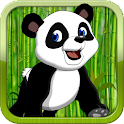 Panda Match - Zoo Tap Running icon
