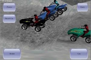 Screenshot of 3D ATV Race