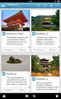 Screenshot of Kyoto Travel Guide by Triposo