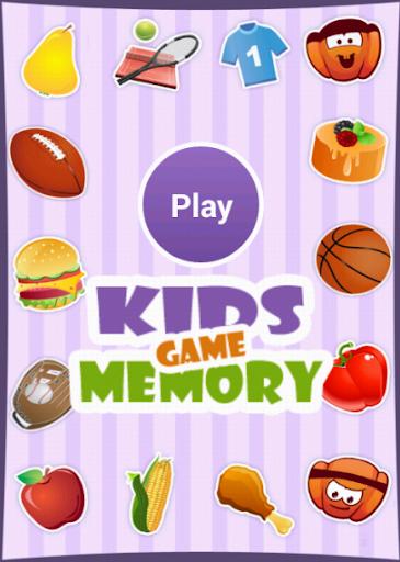 Baby Memory Game