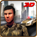 Crime City Police Chase Driver icon