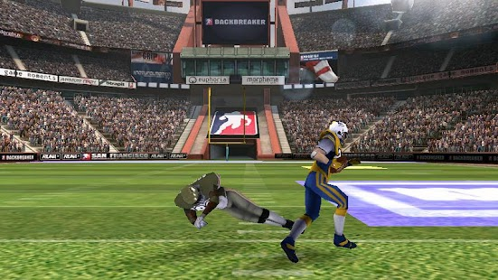 Backbreaker 2: Vengeance- screenshot thumbnail