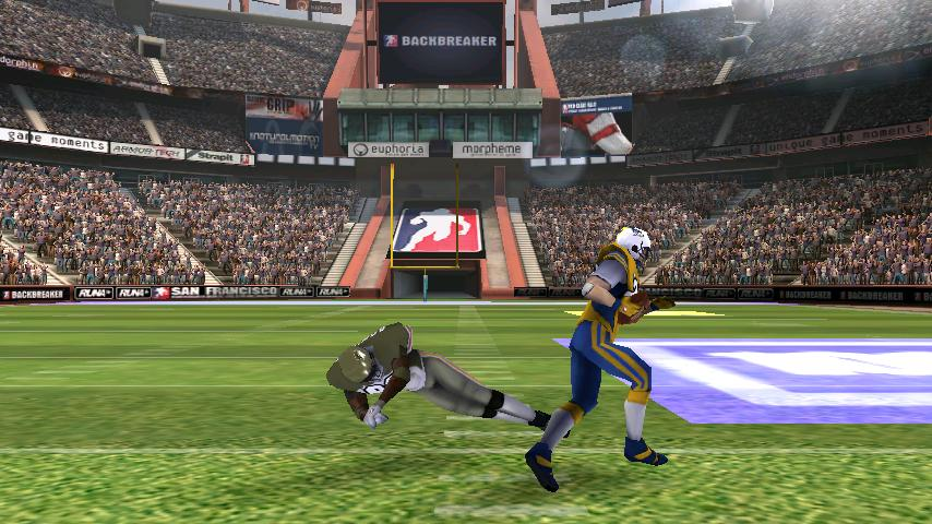 Backbreaker android free download.