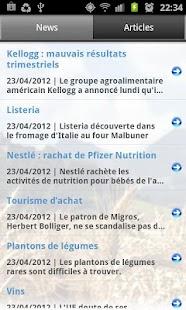 AGRI Info- screenshot thumbnail