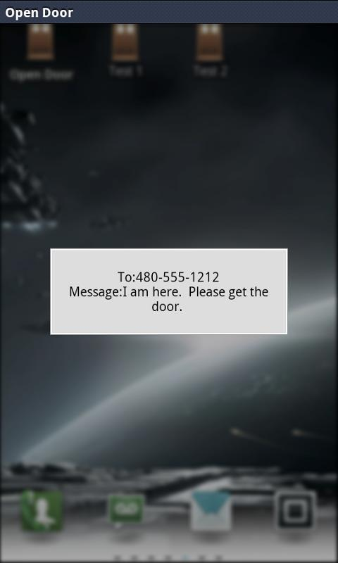 Open Door- スクリーンショット