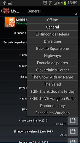 Screenshots for My Vaughan Radio Donate