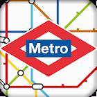 Metro de Madrid Official icon