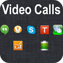 Hangouts v Skype WeChat Tango icon