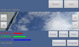 Screenshot of Color picker (Real time)