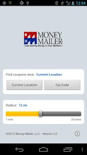 Money Mailer Coupons - screenshot thumbnail