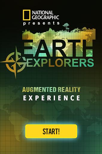 Earth Explorers AR Experience