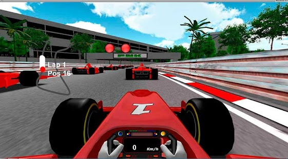Formula Unlimited Racing - screenshot thumbnail