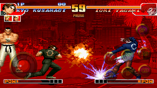 THE KING OF FIGHTERS '97 - screenshot thumbnail