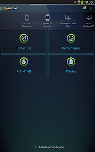 AVG Zen – Protect more devices v2.0.6