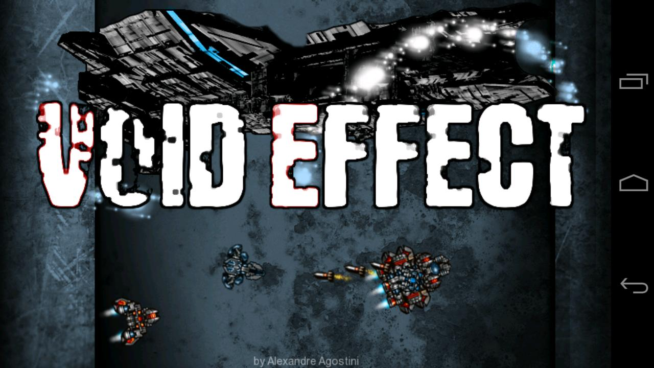 Void Effect- screenshot