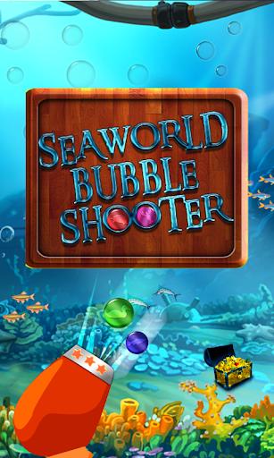 SEAWORLD BUBBLE SHOOTERS