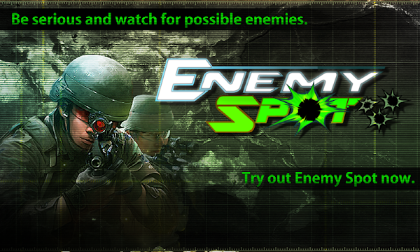 Enemy Spot: Arcade FPS - screenshot