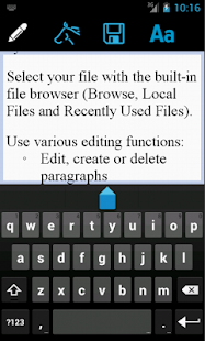 EuroOffice for Android- screenshot thumbnail