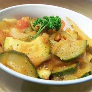Italian Zucchini Saute