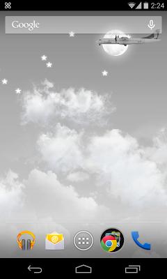Airplanes Live Wallpaper - screenshot