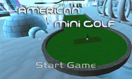 American Mini Golf