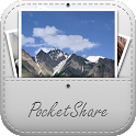PocketShare :: photo-pocket logo