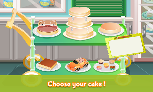 Cake Maker   Cake Game - Android Apps on Google Play
