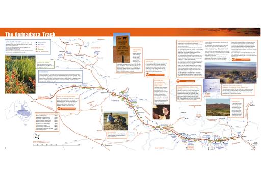 【免費旅遊App】Oodnadatta Outback Track Guide-APP點子