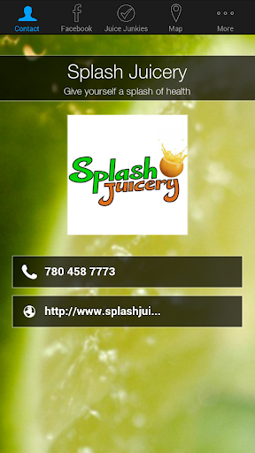 Splash Juicery