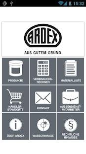 ARDEX – Miniaturansicht des Screenshots