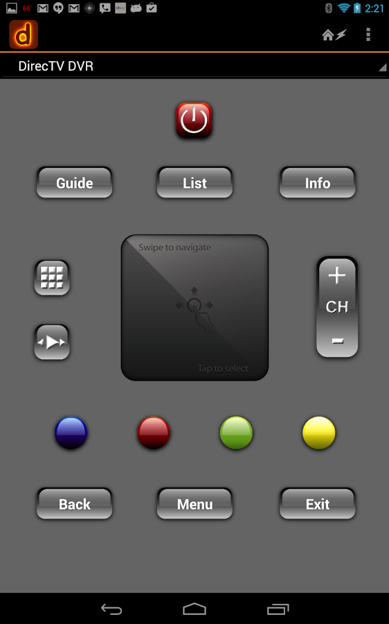 Dijit Universal Remote Control Android Apps On Google Play