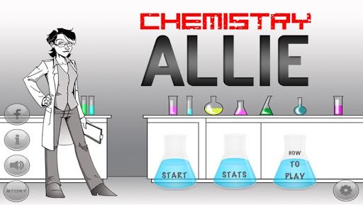 Chemistry Allie Periodic Table