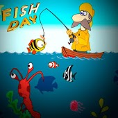 fun fishing game: Fish day