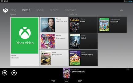 Xbox 360 SmartGlass Screenshot 10