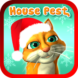 House Pest: Fiasco the Cat 家庭片 App LOGO-APP試玩
