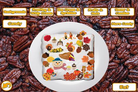Thanksgiving-Cake-Maker 3
