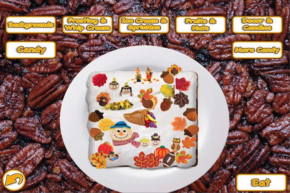 Thanksgiving-Cake-Maker 15