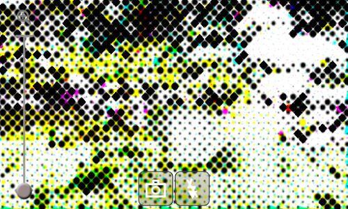 CYMK Halftone Camera screenshot 0