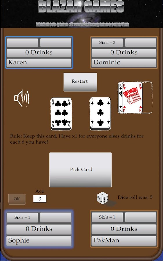 The Drinking Game Lite- screenshot