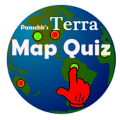 Terra Map Quiz