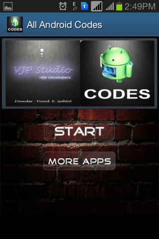 All Android Codes