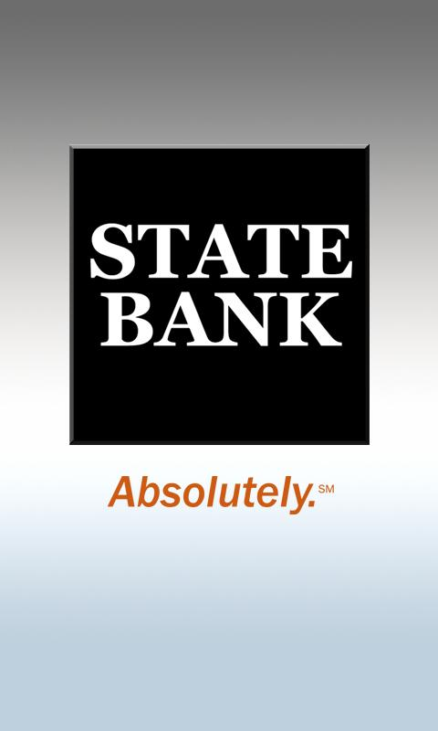 State Bank and Trust Mobile - screenshot