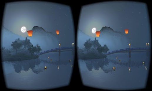 Lanterns for Google Cardboard Screenshot