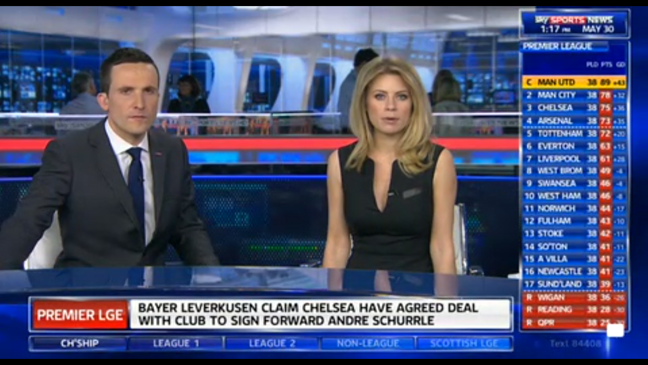 Sky Sports Mobile TV - screenshot